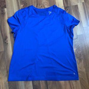 EUC Danskin Now Semi-Fitted Shirt